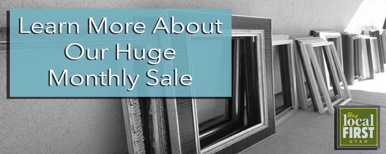 Framing Establishment - Monthly Sale